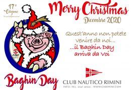 Baghin Day Dicembre 2020 - Club Nautico Rimini